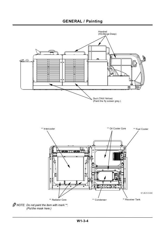 Hitachi zaxis 850 lc 3 hydraulic excavator service repair