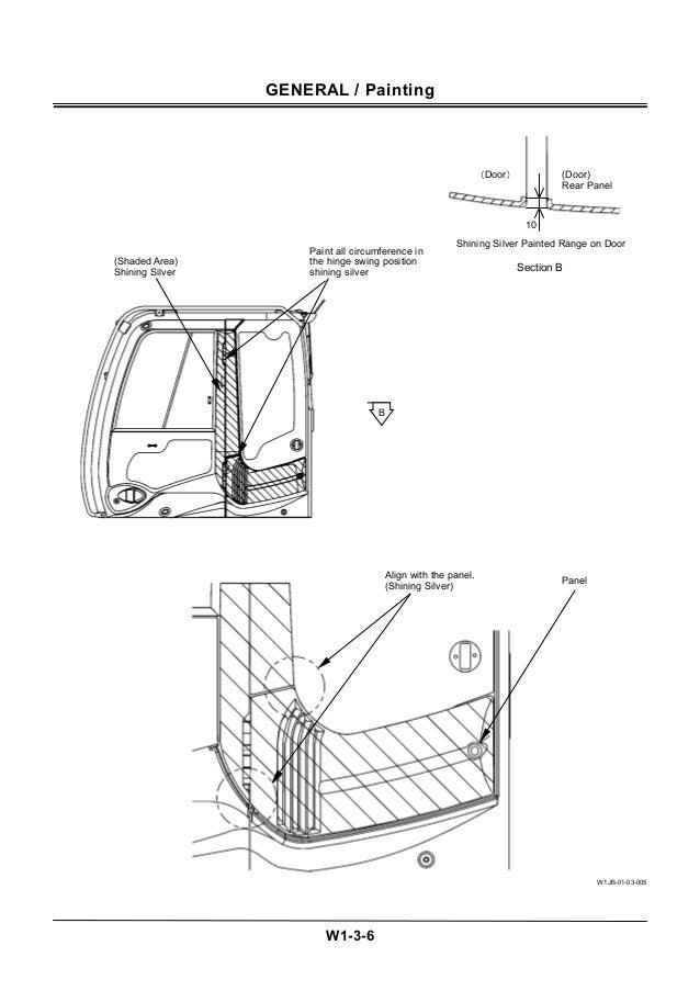Hitachi Zaxis 870 H 3 Hydraulic Excavator Service Repair Manual