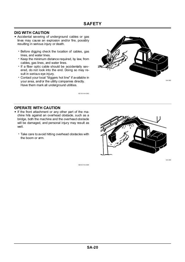 Hitachi zaxis zx 110 m 3 excavator service repair manual