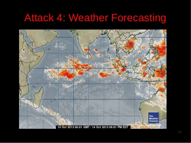 Attack 4: Weather Forecasting  38