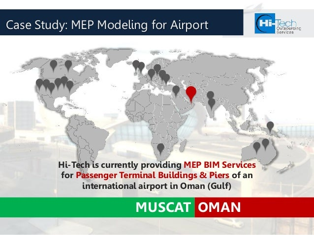 BIM Services related project for Muscat international Airport - Hi-Te…