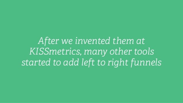 If it's good for customers, it'll get imitated by competitors and become the norm. Inventing Things