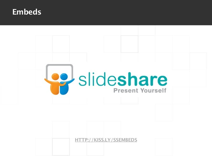 Embeds         HTTP://KISS.LY/SSEMBEDS