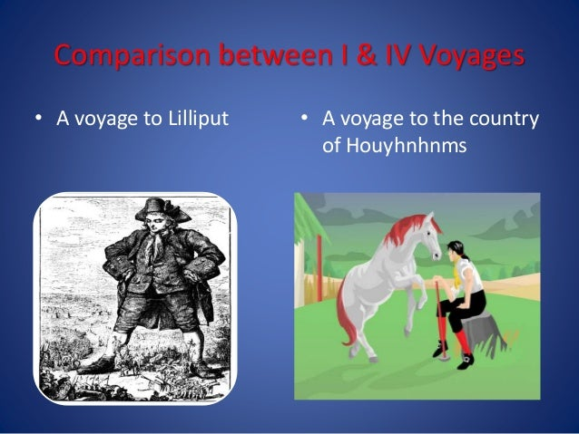 a comparison of satire in gullivers travels and candide A comparison of the satire of candide and gulliver's travels an impartial  observer has the ability to make the most critical and objective observation on  society.