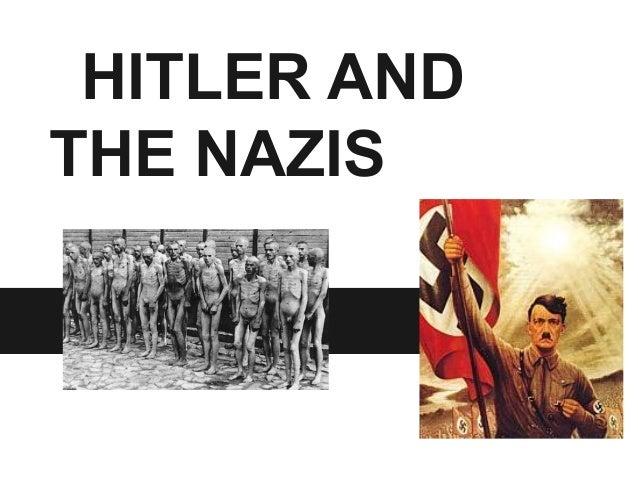 HITLER ANDTHE NAZIS
