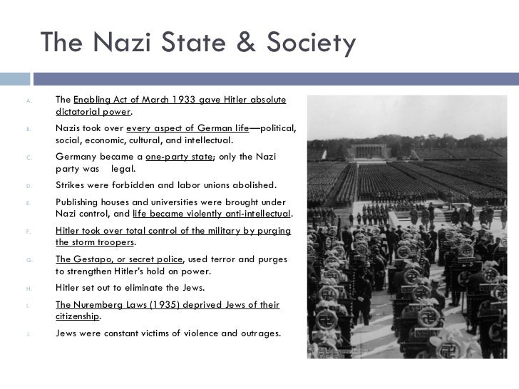 the transformation of german social and cultural life under nazism Free nazi germany papers, essays, and therefore, every area of cultural and social life had to be controlled to achieve they were set on reconstructing the entire german skeleton to shape it into the perfect model of a pure blooded german children were raised under the nazi flag and.