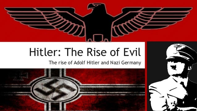 rise of hitler essay It came as a shock to some people but many believed that hitler's rise rise to power in germany in 1933 essay was hitler able to rise to power in germany.