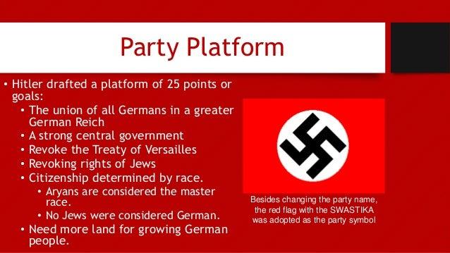 Adolf Hitler The Rise Of Evil