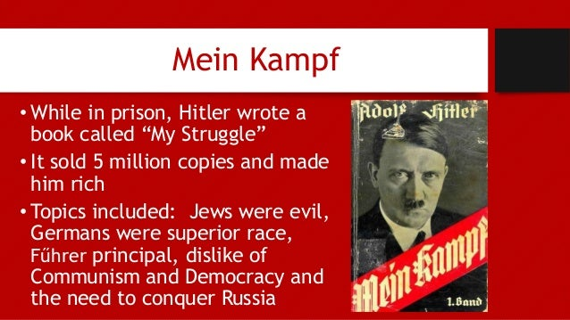an analysis of hitlers rise to power in germany This april 20 marks the 127th anniversary of the birth of adolf hitler, the unremarkable artist who would rise to become the dictator of germany and the instigator of the holocaust given the.
