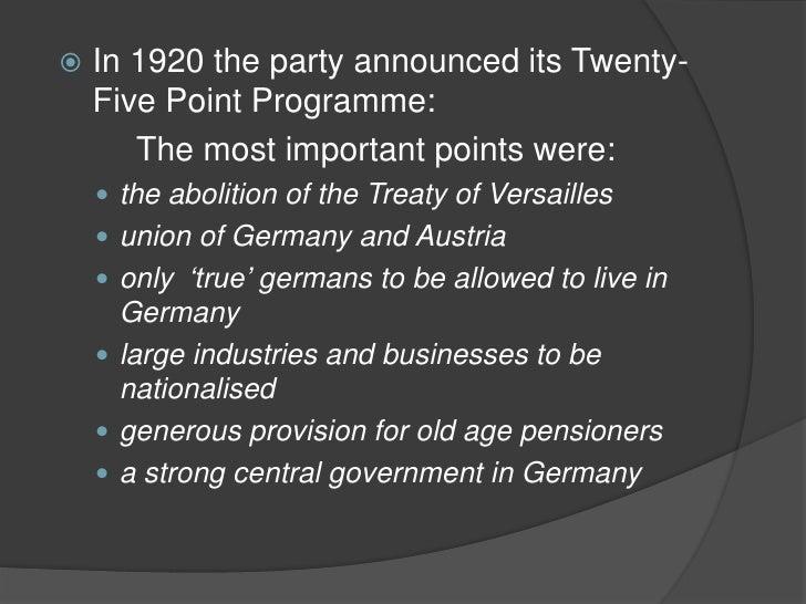 Hitler and the Nazis  Slide 3