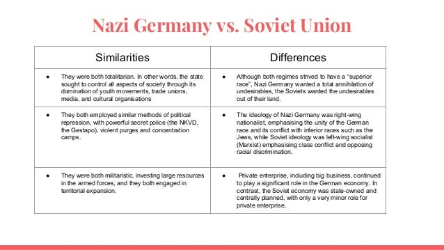 mussolini italy vs nazi germany The main difference between fascism and nazism is rooted in the socioeconomic and sociopolitical  italy and germany  nazi is usually perceived as .