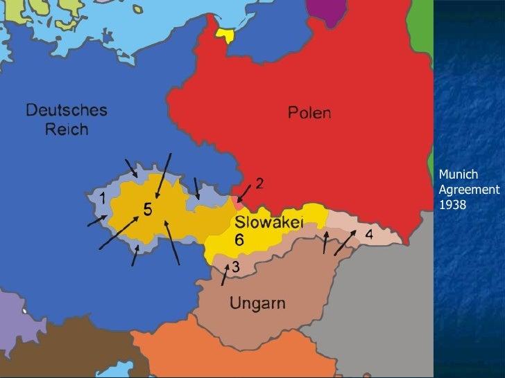 Hitlers foreign policy 27 munich agreement platinumwayz