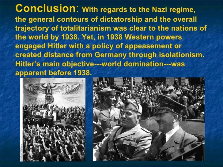 nazi foreign policy was the primary Adolf hitler was neither demoniacal nor imaginative rather, he was a  continuation of mainstream german thought and foreign policy, advocating the  destruction.