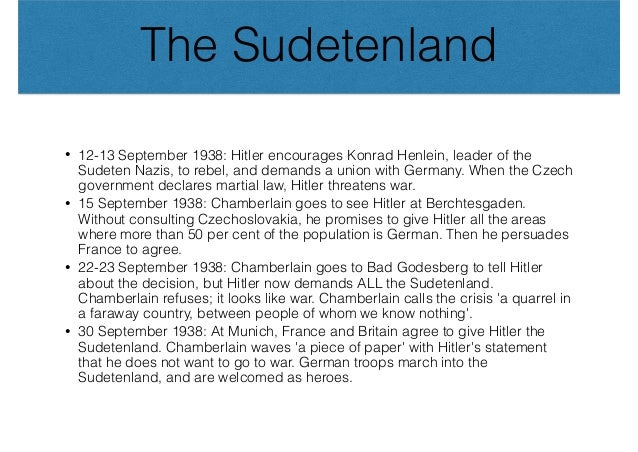 Hitler s foreign policy aqa notes