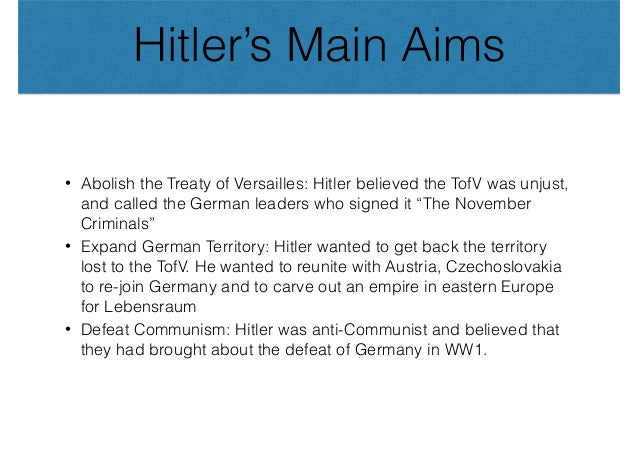 hitler s foreign policy aqa notes For the time being please make use of the link below to access suitable gcse revision notes on hitler's foreign policy: revise for aqa modern world history.