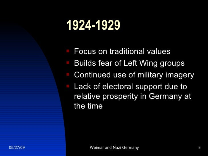 hitlers rise to power was due Read why did hitler rise to power and why did the weimar republic collapse when germany found its self in undesirable economical situations due to the.