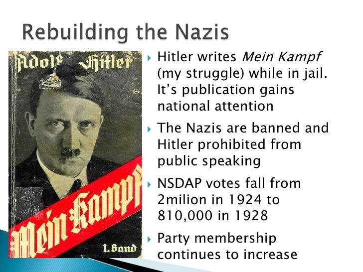 hitlers rise This article examines the french response to the rise to power of adolf hitler and  the nazi party in germany in january of 1933 it argues that.