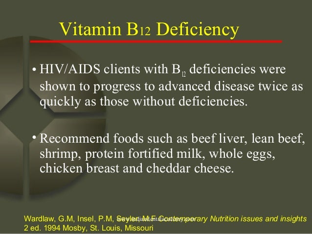 Beef and hiv