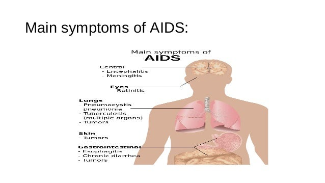 hiv aids, Human body
