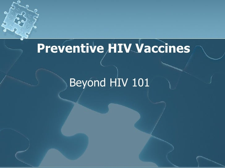 hiv vaccines Learn about janssen's commitment to hiv treatment and prevention by collaborating on research for new treatments and by raising public awareness.