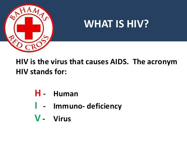 understanding aids and its cause Hiv and aids are different hiv is a virus and aids is a syndrome it's important to understand the difference so you can prevent them.
