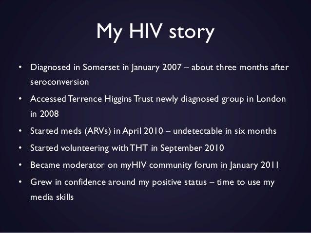 Becoming an HIV activist