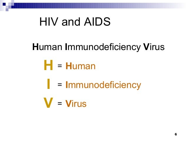 The effect of human immunodeficiency virus mutations on the immune system
