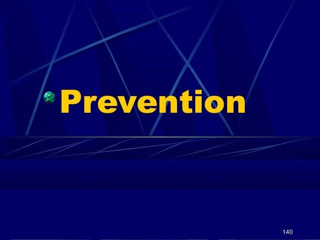 Prevention  140