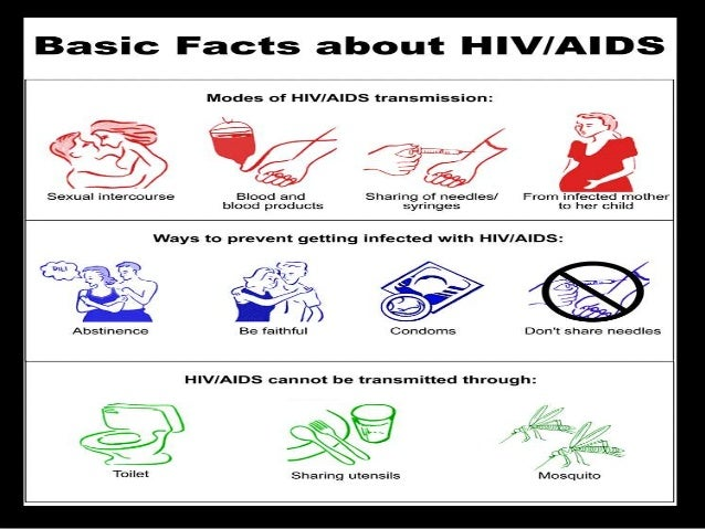 prevent hiv aids Consistent use of these drugs helps prevent hiv from progressing to aids when hiv advances to aids, life expectancy without treatment is about three years in 2017, .