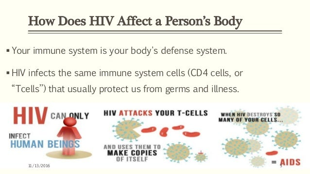 Power point presentation -the history of hiv/aids.