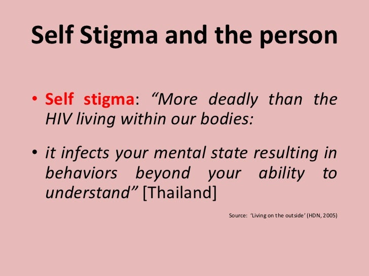 an analysis of the aids related stigma Hiv/aids stigma hiv/aids stigma hiv/aids-related stigma does not arise out of the blue crow testament analysis.