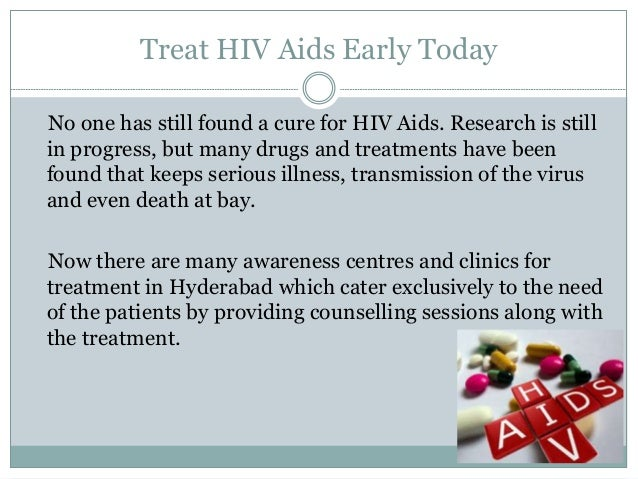 HIV Treatment Centers - Early Treatment for Longer Life