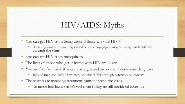 Essay: HIV and AIDS Disease