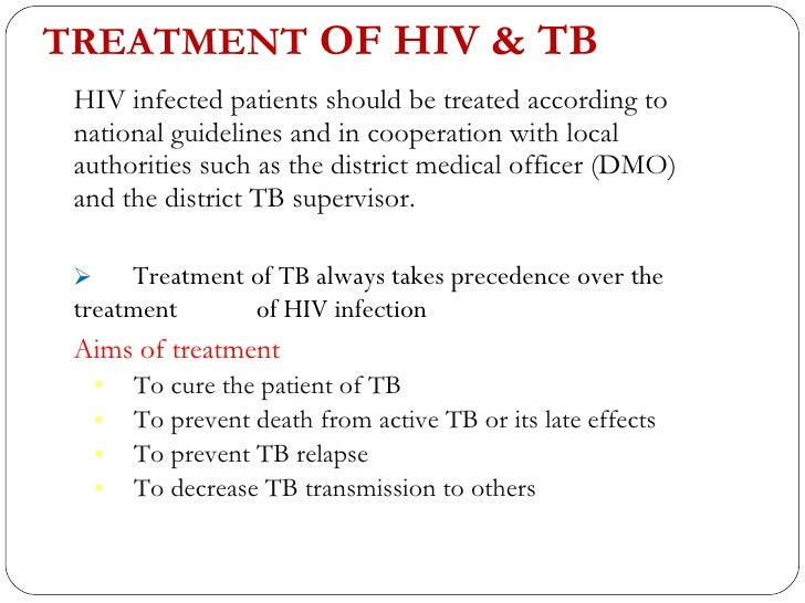 tb patient hiv 1 clin infect dis 2006 sep 143(5):634-9 epub 2006 jul 12 tuberculin skin testing in patients with hiv infection: limited benefit of reduced cutoff values.