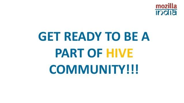 Hive Makerparty Chennai