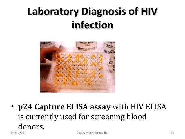 LaboratoryDiagnosisofHIVLaboratoryDiagnosisofHIV infectioninfection ii) Supplemental Tests a)WesternBlotTest b)...