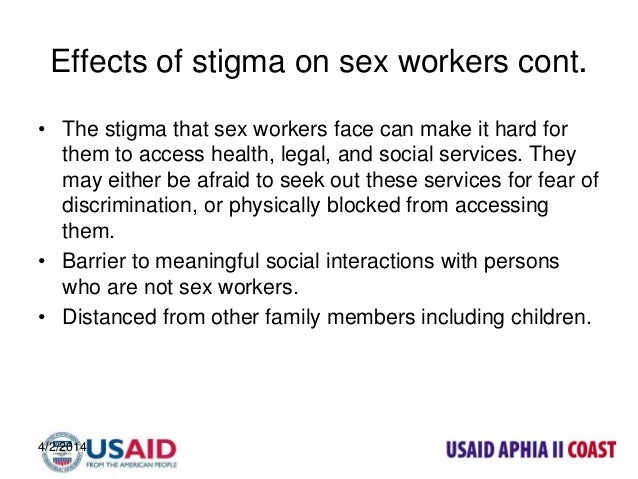 Commercial Sex Workers