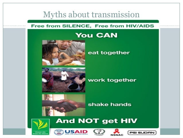 Myths about transmission
