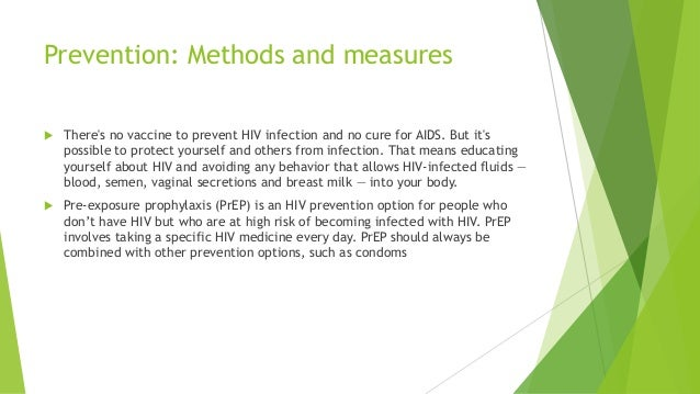 Hiv virus all u want to know