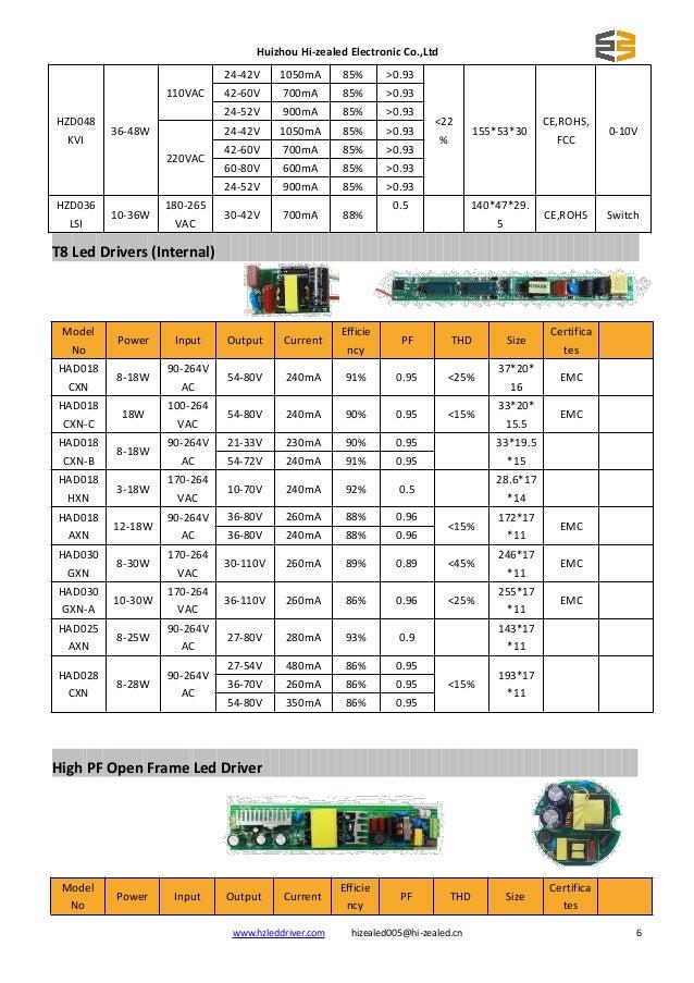 Driver LED Driver SO8 4,5 ÷ 36V E-L9637D013TR Driver-integrated schaltun