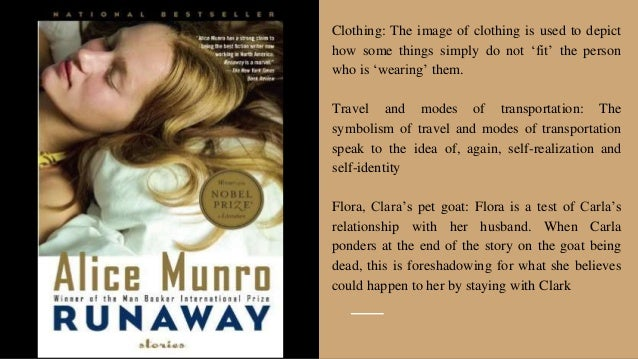 Essay alice munro runaway