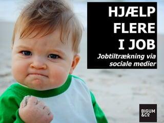 job i kbh