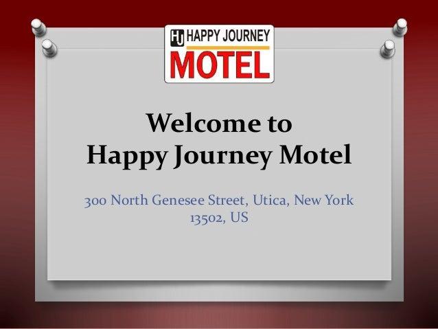 Happy Journey Motel Utica Ny