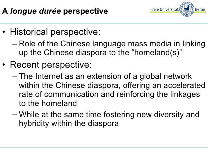 Damm_Jens---The Chinese Diasporic Cyberspace: Cultural Essentialism, Nationalism and Hybrid Identities Slide 3