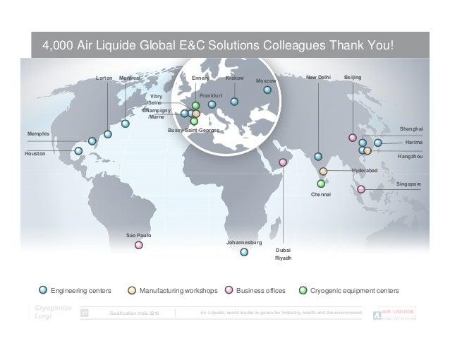 Air Liquide Heavy Natural Gas