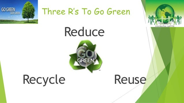 Let S Go Green