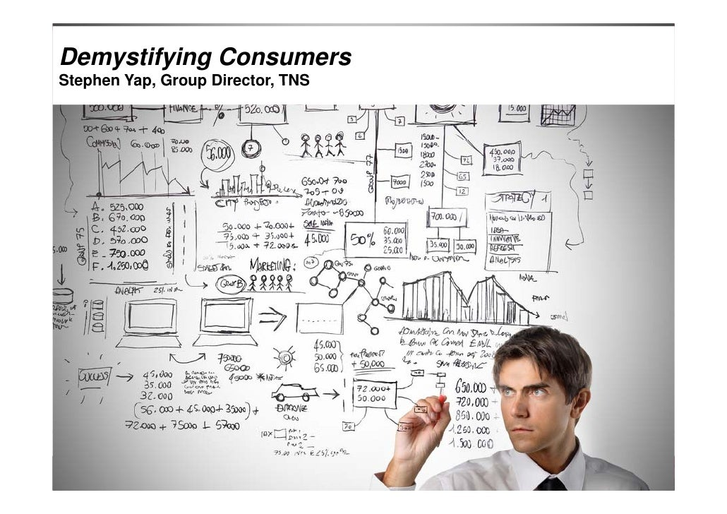 Demystifying ConsumersStephen Yap, Group Director, TNS        Yap        Director                                   1     ...