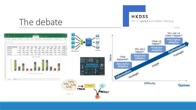 What is the current landscape for the demand of data science in Hong Kong? Slide 3