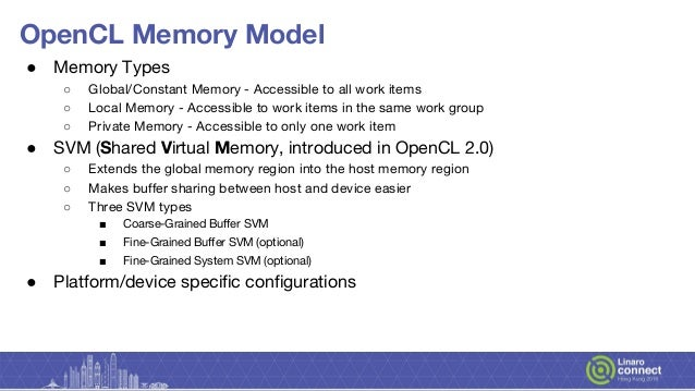 HKG18-417 - OpenCL support by NNVM & TVM