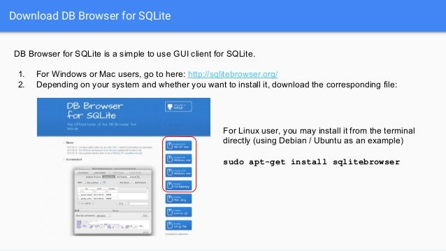 Waiting too long for Excel's VLOOKUP? Use SQLite for simple